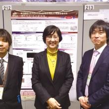 2015年3月28日 日本薬学会第135年会での研究発表
